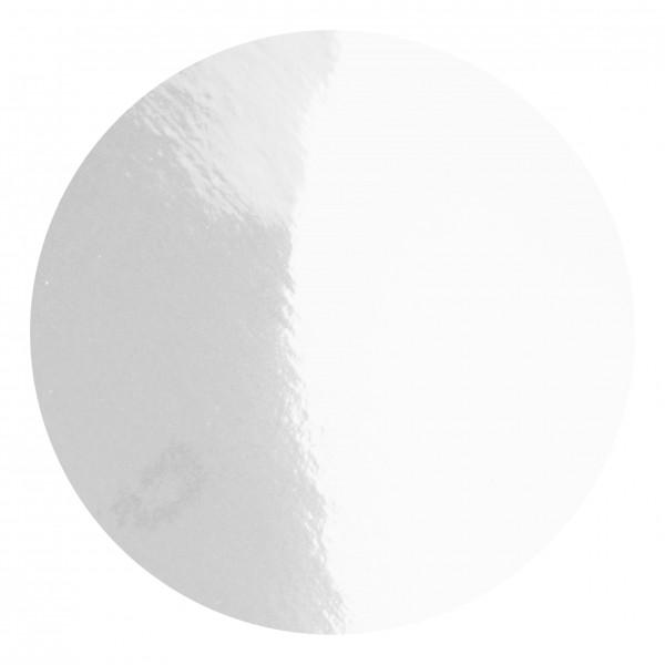 Goodtimes Folienkonfetti 2cm Rund 1kg Weiß