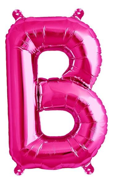 """Northstar Folienballon Buchstabe Magenta 16"""""""