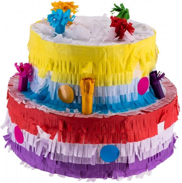 Goodtimes Pinata Torte