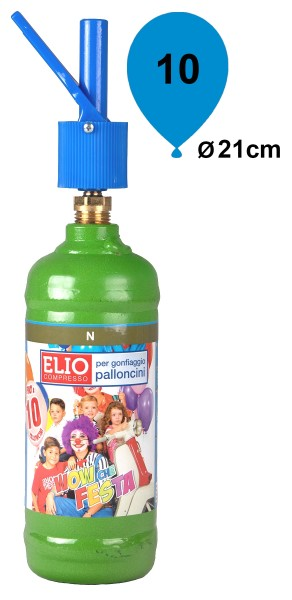 Morlando Ballongas 10er Einwegflasche 0,075m³