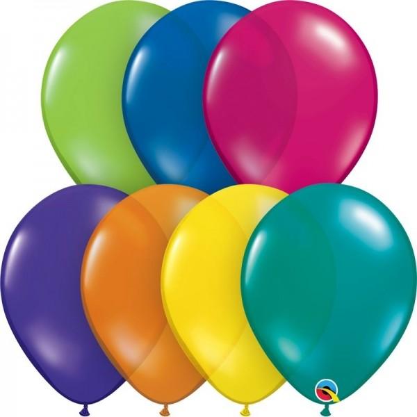 "Qualatex Latexballon Fantasy Assortment 13cm/5"" 100 Stück"