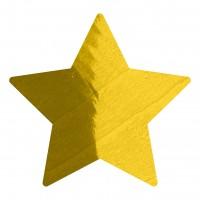 Goodtimes Folienkonfetti 1,7cm Stern 15g Gold