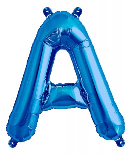 "Northstar Folienballon Buchstabe Blau (Blue) 16"""