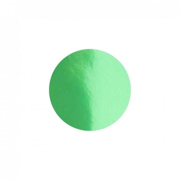 Goodtimes Folienkonfetti 1cm Rund 1kg Mint