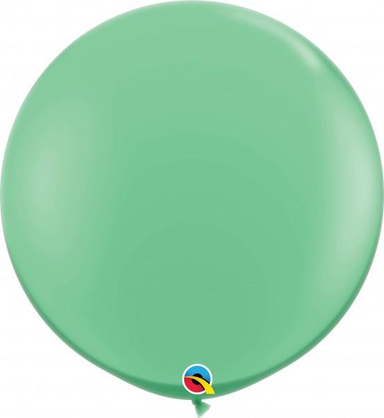 Qualatex Latexballon Fashion Wintergreen 90cm/3' 2 Stück