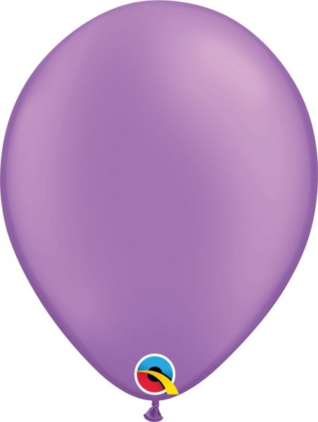 "Qualatex Latexballon Neon Violet 28cm/11"" 100 Stück"