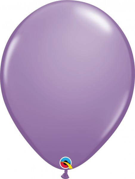 "Qualatex Latexballon Fashion Spring Lilac 40cm/16"" 50 Stück"