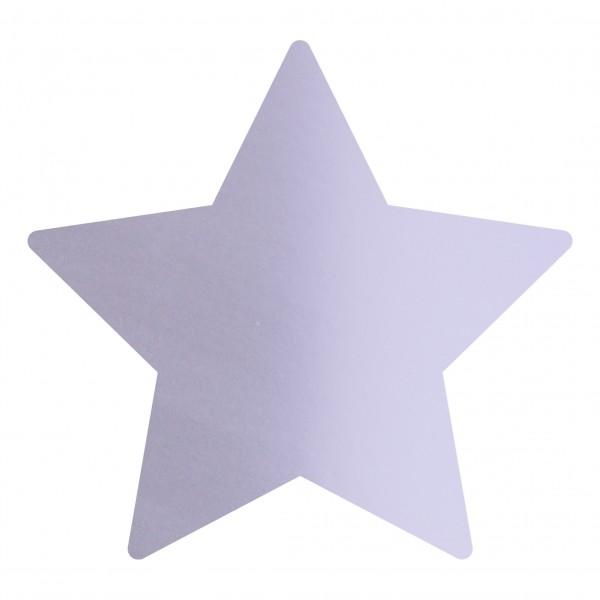 Goodtimes Folienkonfetti 1,7cm Stern 100g Hellblau