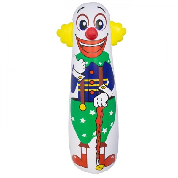 Jet Creation Clown Punching Bag