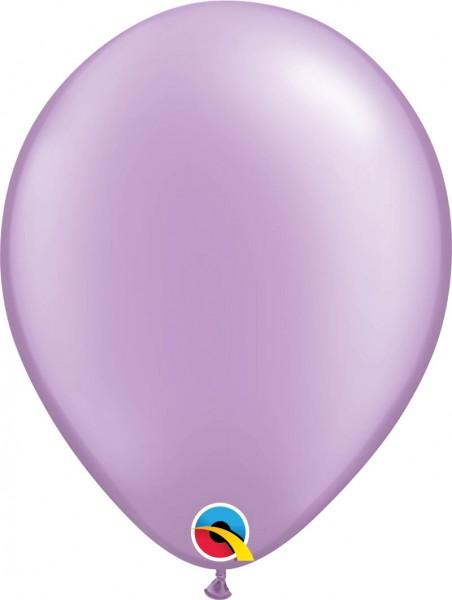 "Qualatex Latexballon Pastel Pearl Lavender 13cm/5"" 100 Stück"