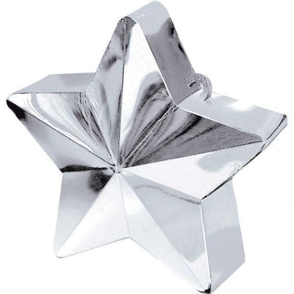 Ballongewicht Stern Silber 150g/5,3oz