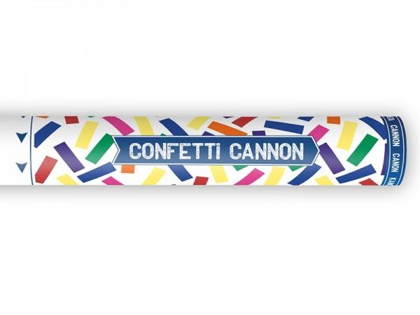 Konfetti Kanone Bunt 40cm