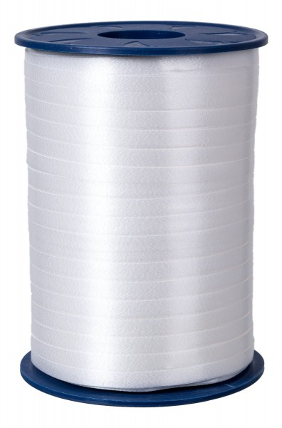 Polyband Weiß 500m