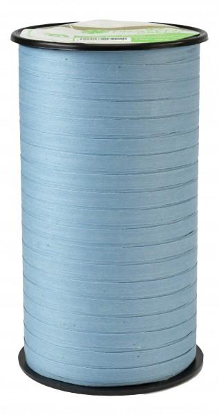 Pattberg Cottonfield Band 100m Länge x 5mm Breite Hellblau