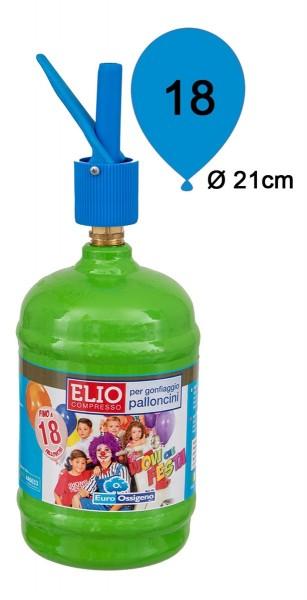Morlando Ballongas 18er Einwegflasche 0,140m³
