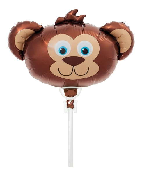 "Northstar Folienballon Bear Head 14"""