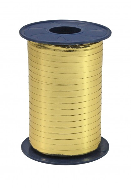Pattberg Mexico Polyband 400m Länge x 5mm Breite Gold