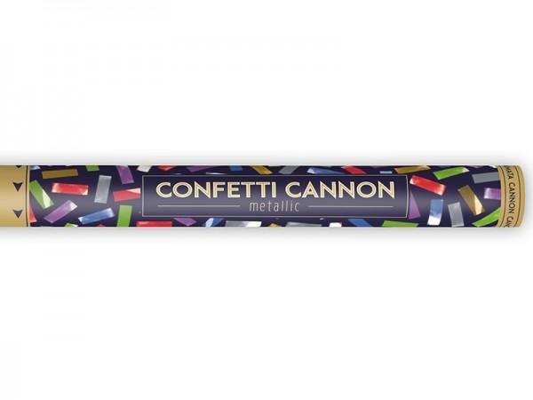 Konfetti Kanone Metallic-Mix 60cm