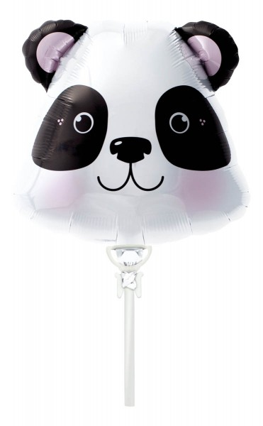Northstar Folienballon Panda Head 14""