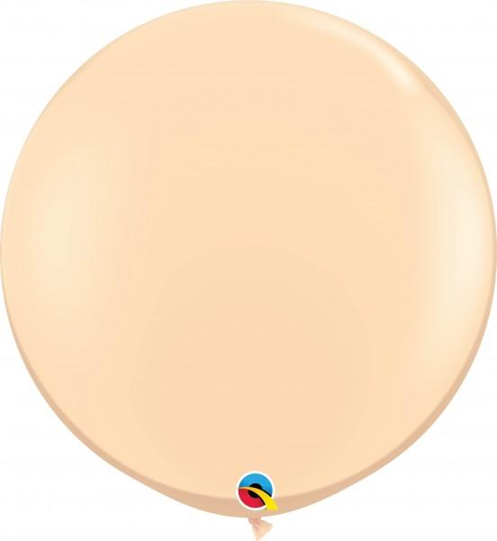 Qualatex Latexballon Fashion Blush 90cm/3' 2 Stück