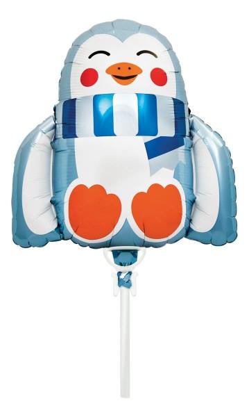 """Northstar Folienballon Fuzzy Penguin 14"""""""