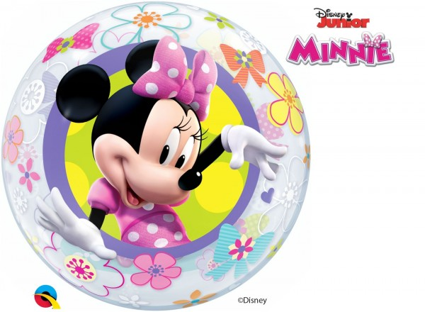 Qualatex Bubbles Baby Mickey Mouse 56cm/22""""