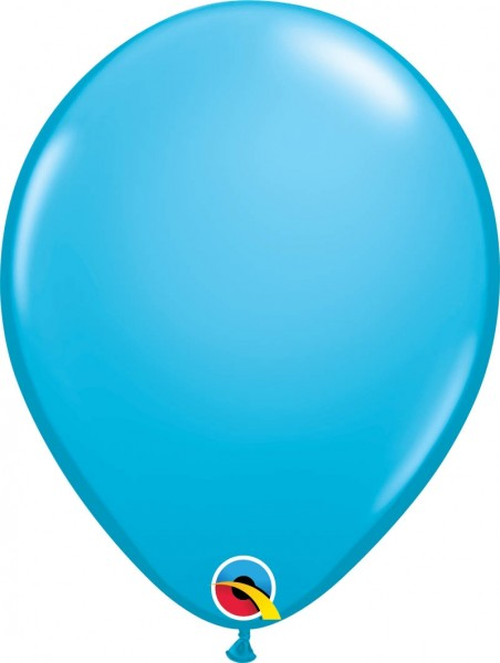 "Qualatex Latexballon Fashion Robin's Egg Blue 28cm/11"" 100 Stück"