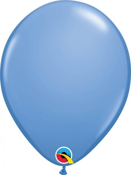 "Qualatex Latexballon Fashion Periwinkle 28cm/11"" 100 Stück"