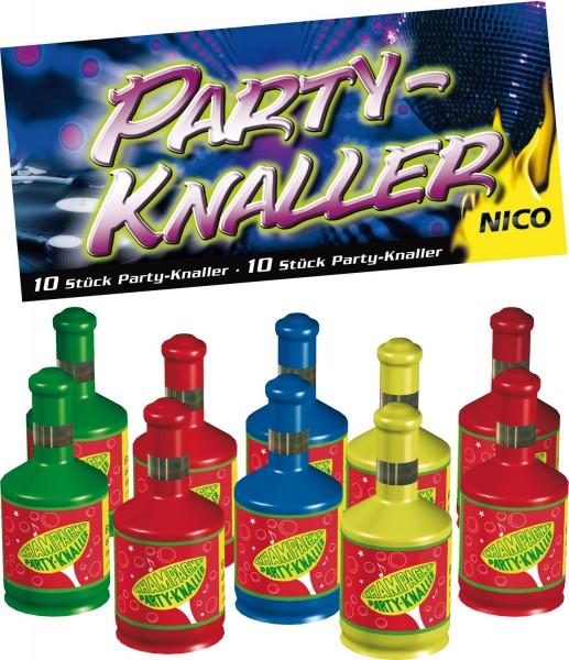 Nico Party Knaller, 10er-Beutel