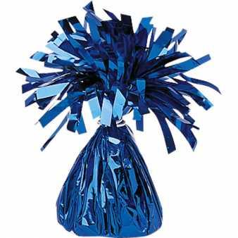 Ballongewicht Folie, Blau - 170g / 6oz