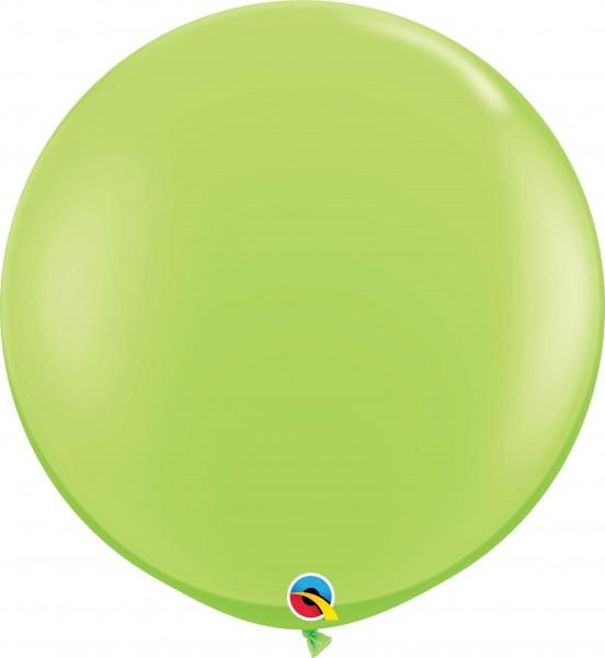 Qualatex Latexballon Fashion Lime Green 90cm/3' 2 Stück