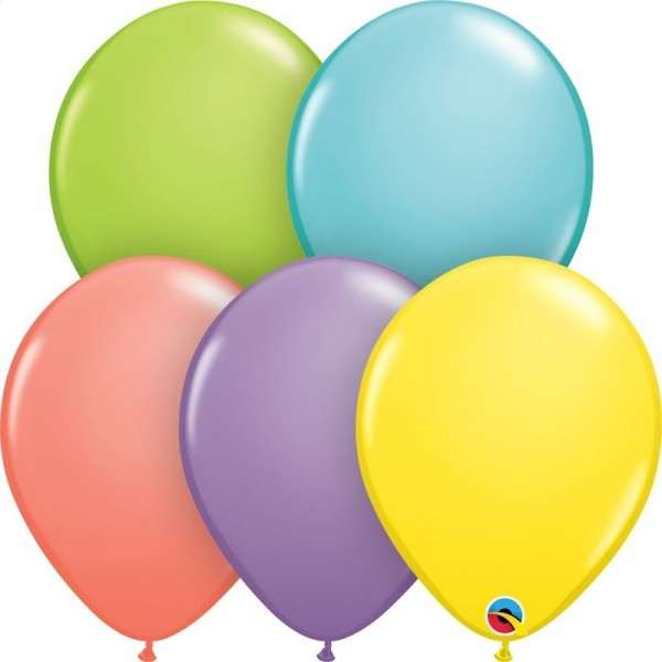 "Qualatex Latexballon Sorbet Assortment 13cm/5"" 100 Stück"