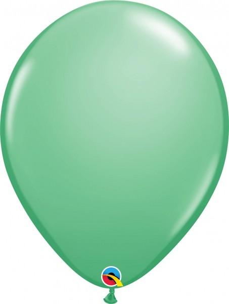 "Qualatex Latexballon Fashion Wintergreen 40cm/16"" 50 Stück"