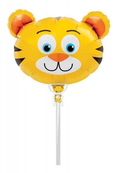 """Northstar Folienballon Tiger Head 14"""""""