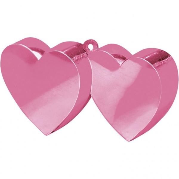 Ballongewicht Doppelherz Pink 170g/6oz