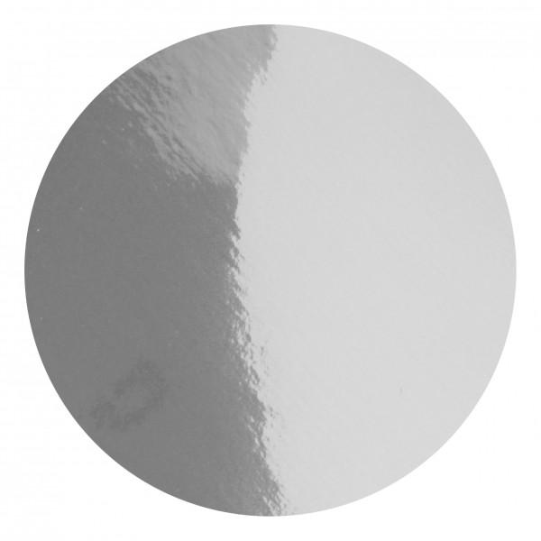 Goodtimes Folienkonfetti 2cm Rund 15g Silber
