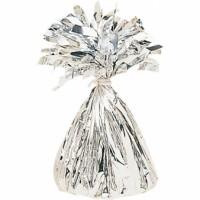Ballongewicht Folie Silber 170g/6oz