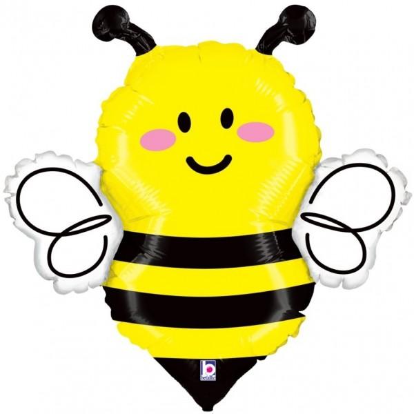 """Betallic Folienballon Bee Mini 35cm/14"""""""