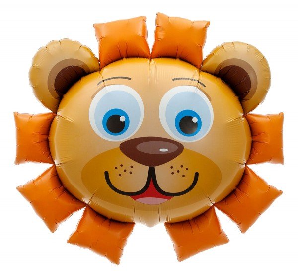 Northstar Folienballon Lion Head 35""