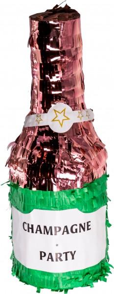 Goodtimes Pinata Champagner Flasche Grün