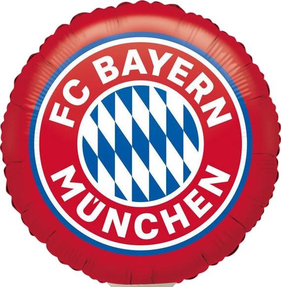 "Anagram Folienballon FC Bayern Munich 23cm/9"""