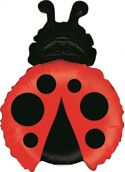 "Betallic Folienballon Mini Ladybug 35cm/14"""