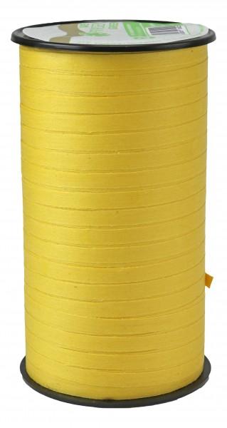 Pattberg Cottonfield Band 100m Länge x 5mm Breite Gelb