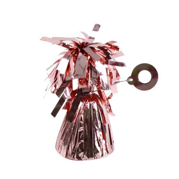 Ballongewicht Folie Rosa Gold 170g/6oz