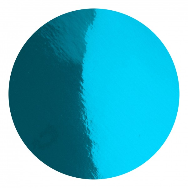 Goodtimes Folienkonfetti 2cm Rund 1kg Hellblau