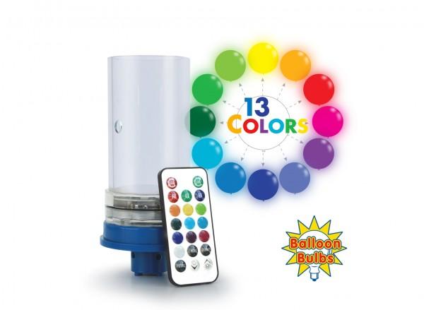 Conwin LED Ballonlampe kabellos mit 13 Farben