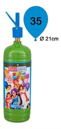 Morlando Ballongas 35er Einwegflasche 0,250m³