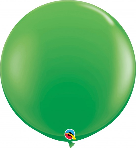 Qualatex Latexballon Fashion Spring Green 90cm/3' 2 Stück