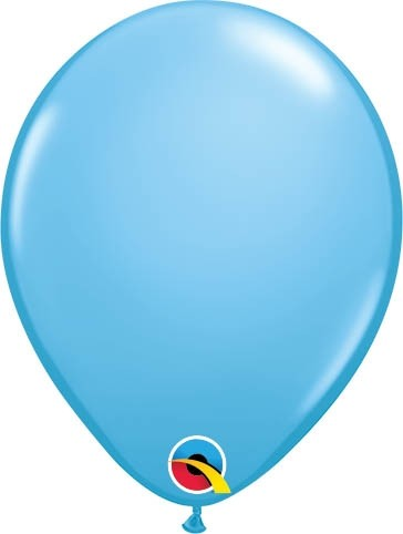 "Qualatex Latexballon Standard Pale Blue 13cm/5"" 100 Stück"